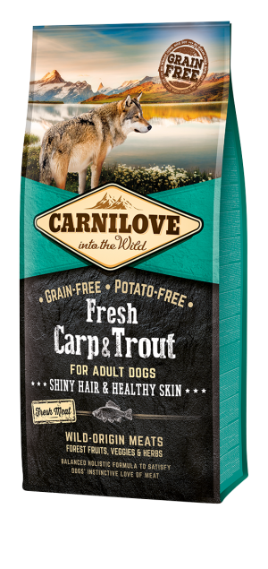 Carnilove® Adult Fresh Carp & Trout