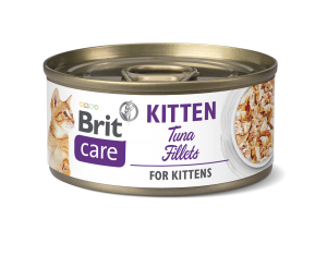 Brit Care® Cans Fillet Tuna for Kittens