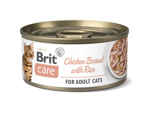 Brit Care® Cans Fillet Chicken Breast with Rice