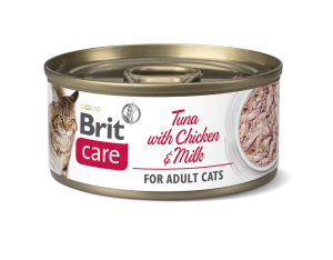 Brit Care® Cans Fillet Tuna with Chicken & Milk