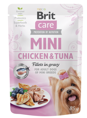 Brit Care Mini® Chicken & Tuna