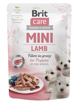 Brit Care Mini® Lamb for puppies