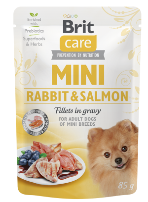 Brit Care Mini® Rabbit & Salmon