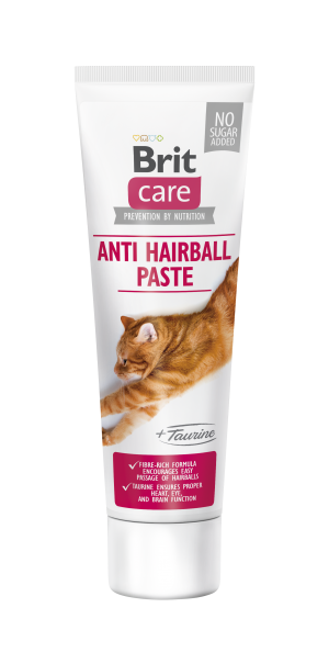 Brit Care® Cat Anti Hairball Paste