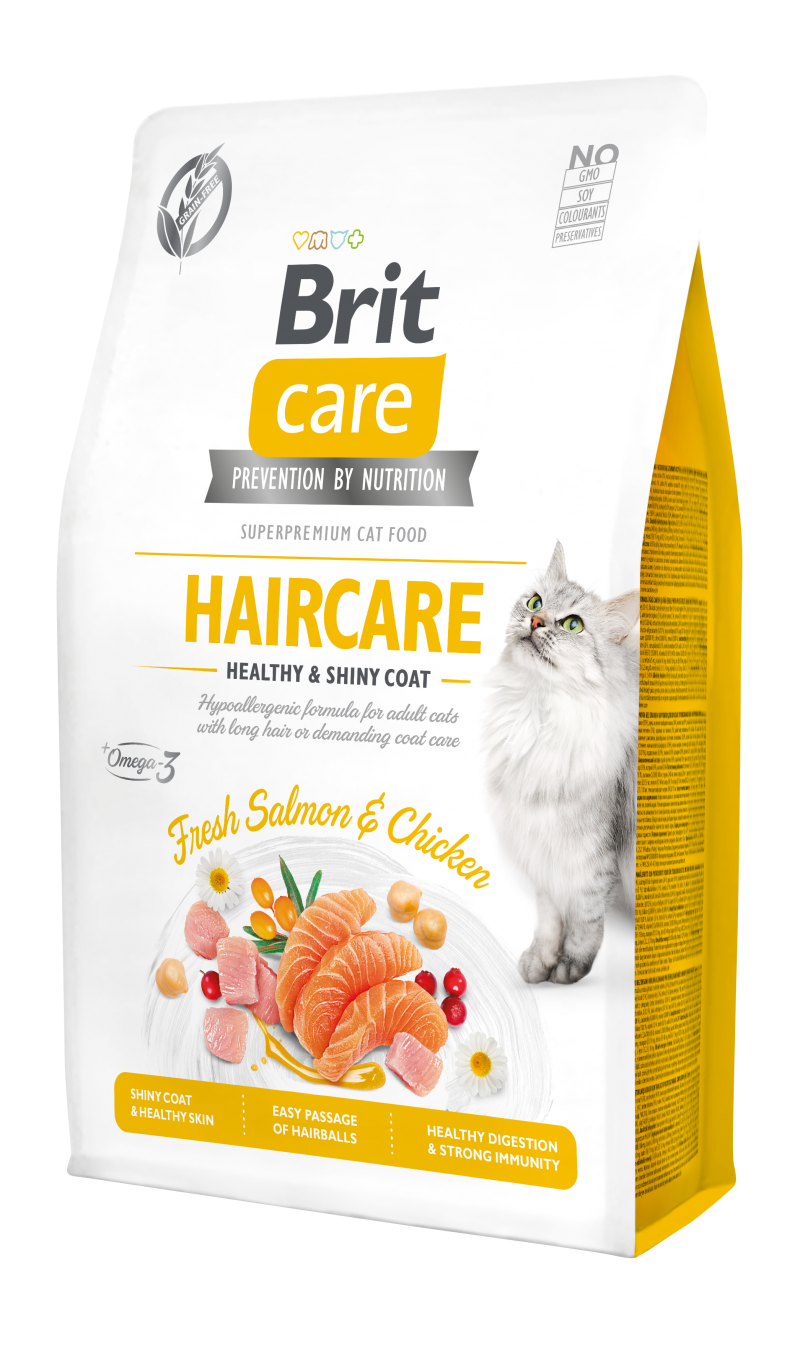 Brit Care® Cat GF Hair Care